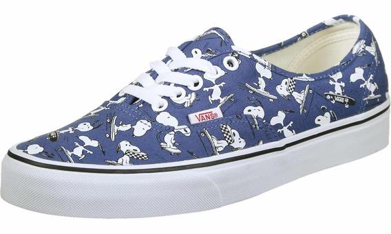 Zapatillas Vans Unisex Snoopy Peanuts Nuevas En Arequipa