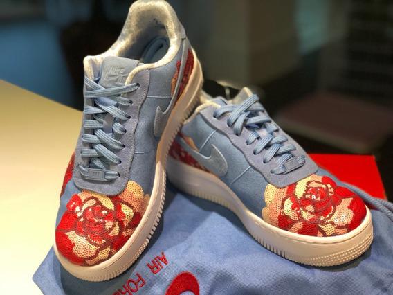 Tênis Nike Air Force One Upstep Lx Feminino