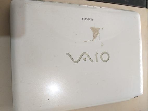 Carcaça Completa Notebook Sony Vaio Pcg-5k1l