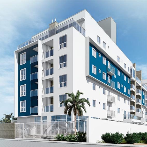 Apartamento Em Itaguaçu-sfs | 200 Mts Da Praia | 01 Suíte + 01 Dormitório - Sa01007 - 34413010