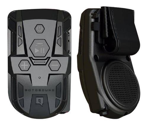 Multimídia Para Moto Capacete Telefone Bluetooth Gps Música