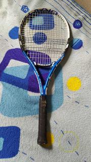 Raquetas: Head Tl-lite, Babolat E-sense