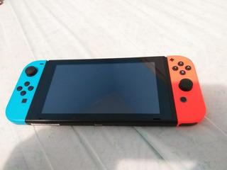 Nintendo Switch 32 Gb Control + 2 Juegos