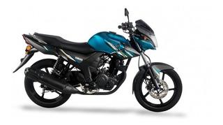 Funda Cubre Moto Yamaha Sz-rr Con Bordado