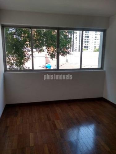 Imagem 1 de 11 de Apartamento Para Venda No Bairro Itaim Bibi Em São Paulo - Cod: Pj54241 - Pj54241
