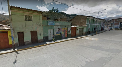 Casa 2 Pisos En Tarma Para Vivienda-comercio