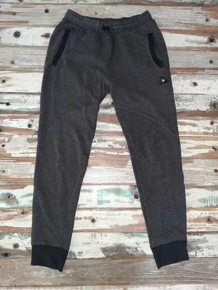 Pantalon Largo Lec Coq Sportfit Jogging Hombre Talle S