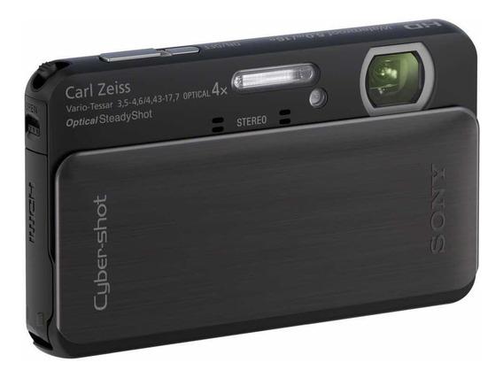 Cámara Sony Cyber-shot Dsc-tx20 16.2 Mpx Sumergible