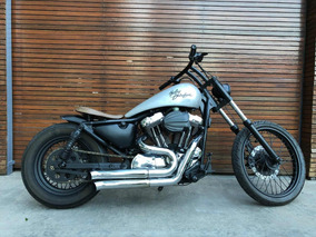 Harley Davidson Sportster 1200cc 1996 Custom Tomas Bord