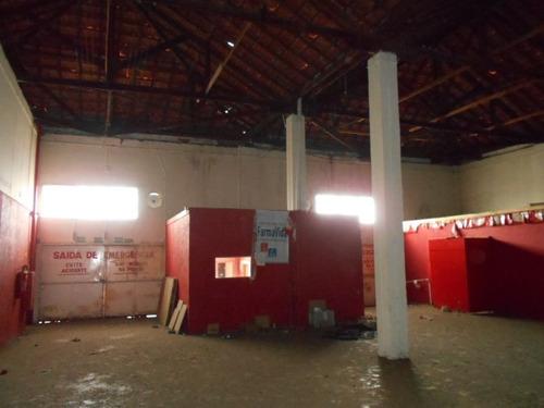 Barracão/galpão Para Locação - Centro, Bauru-sp - 122