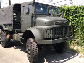 Mercedes Benz 1519 6x6 Exercito