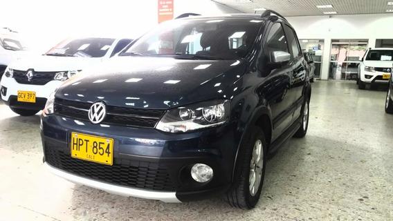 Volkswagen Crossfox 2014 Mt