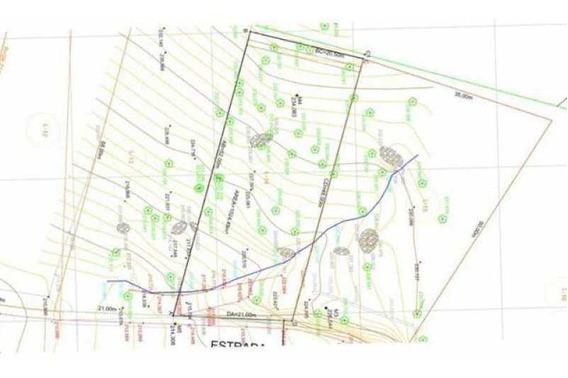 Terreno-à Venda-são Conrado-rio De Janeiro - Tcfr00028