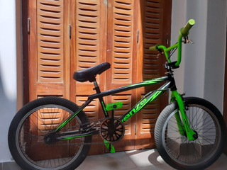 Bicicleta Bmx Venzo Inferno R. 20