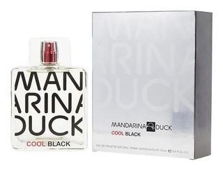 Perfume Hombre Mandarina Duck Cool Black Edt 100ml