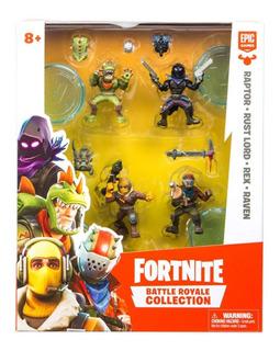 Fortnite Battle Royale Raptor, Rust Lord, Rex, Raven - Nuevo