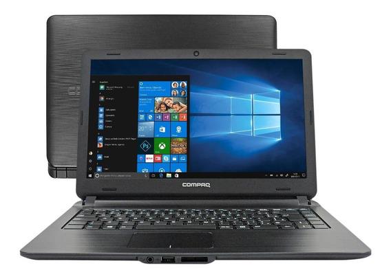 Notebook Compaq Presário Cq-21n Core I3 4gb 500gb 14 Windows