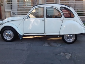 Citroën 3cv M28 Mod.74 Titular