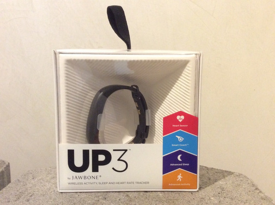 Up3 Jawbone - Wireless Activity, Sleep And Heart Rate Tracke
