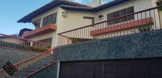 Linda Casa No Caminho Das Árvores, Conservada, Ampla, Recuada, 560mts Terreno E 380mts De Área Construída. - Ca00158