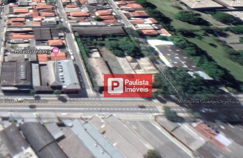Terreno À Venda, 4137 M² - Socorro - São Paulo/sp - Te0491