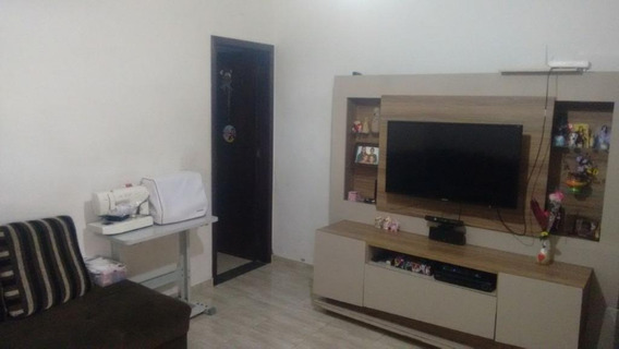Casa Em Esplanada Dos Barreiros, São Vicente/sp De 117m² 2 Quartos À Venda Por R$ 286.200,00 - Ca274403
