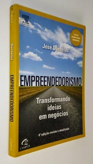 Empreendedorismo - Transformando Ideias Em Negócios