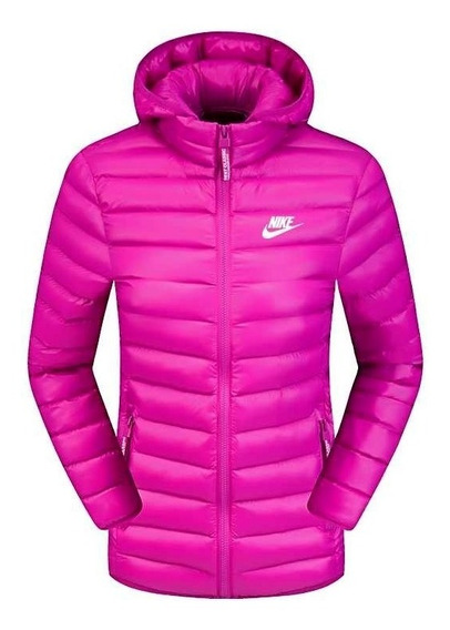 Jaqueta Nike Rosa Japona Feminina