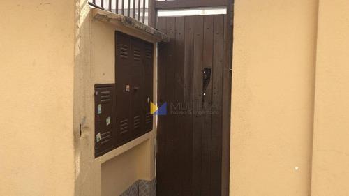 Casa Com 1 Dormitório Para Alugar, 30 M² Por R$ 600,00/mês - Jardim Ipanema - Guarulhos/sp - Ca0081