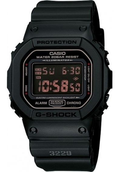 Relógio G-shock Dw-5600ms-1dr (( Original E Nota Fiscal ))