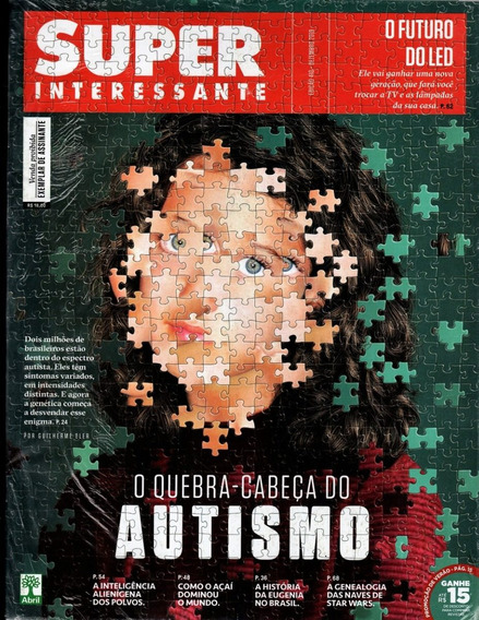 Superinteressante Nº 410 - Autismo