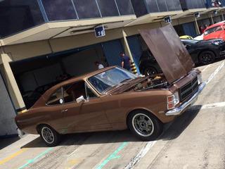 Opala Std 6 Cil - 1979 - 4100 De Fábrica