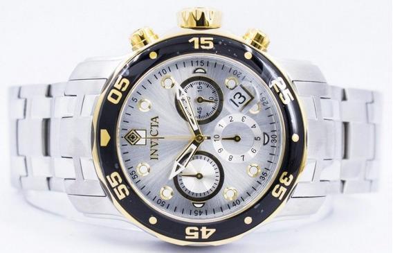 Relógio Invicta Diver 80040 - Original Com Certificado