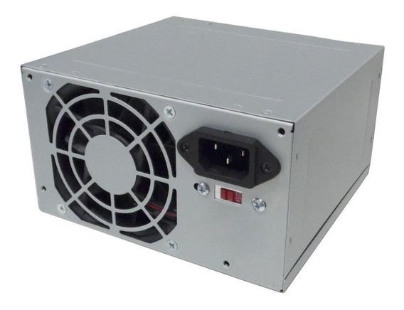 Fonte Para Computador Atx Bestec 250w Atx250-12z Prata