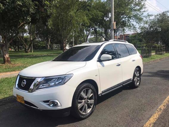 Nissan Pathfinder Pathfinder Ex