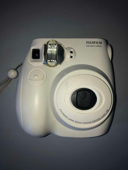 Instax Mini 7s Fujifilm Branca