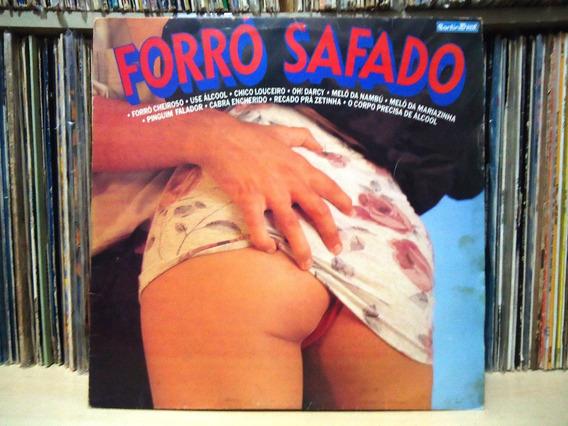 Lp Forró Safado-1988-clemilda/alípio Martins/trio Sabiá...