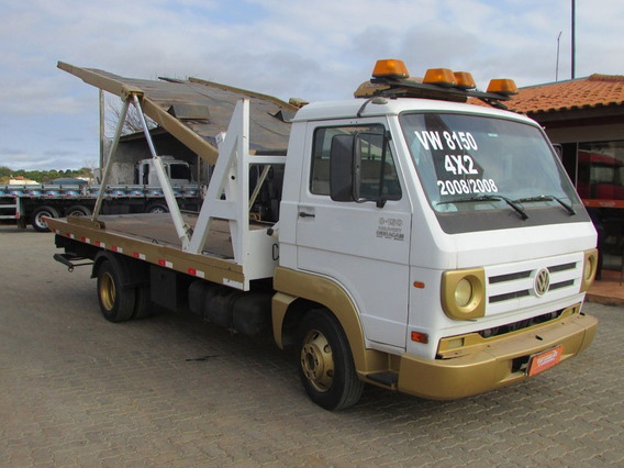 Vw 8-150 Plataforma Deck P/ 3 Carros