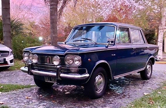 Fiat 1500 Año 1966 - Antiguo Clasico