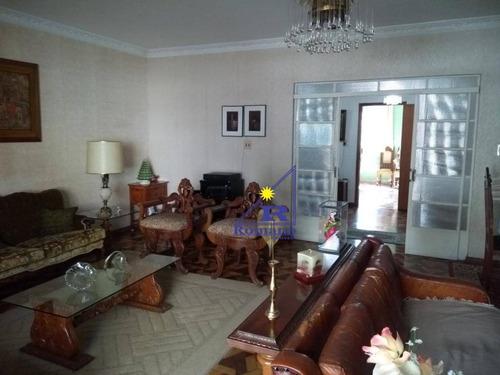 Sobrado Com 4 Dormitórios À Venda, 600 M² Por R$ 1.800.000,00 - Vila Bertioga - São Paulo/sp - So1234