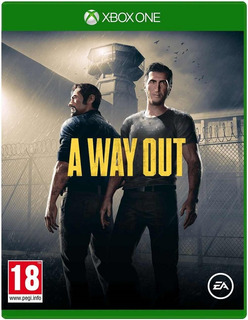 Xbox One: A Way Out Juego Fisico