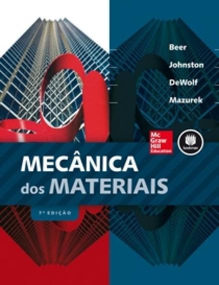 Mecanica Dos Materiais - Mcgraw Hill