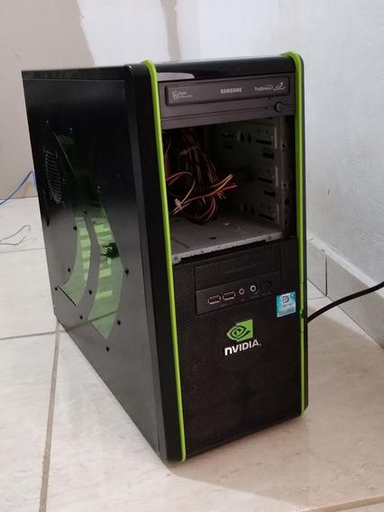 Pc Gamer Core I7 930, 8gb, 500gb Hd