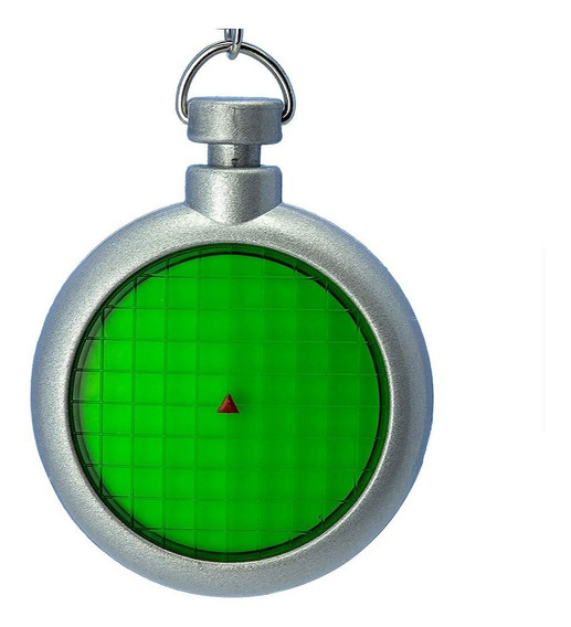 Llavero Dragon Ball Z - Dragon Radar Keychain Original