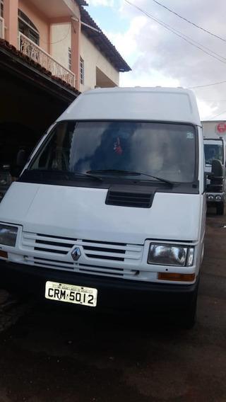 Van Tranfic Para Food Truck