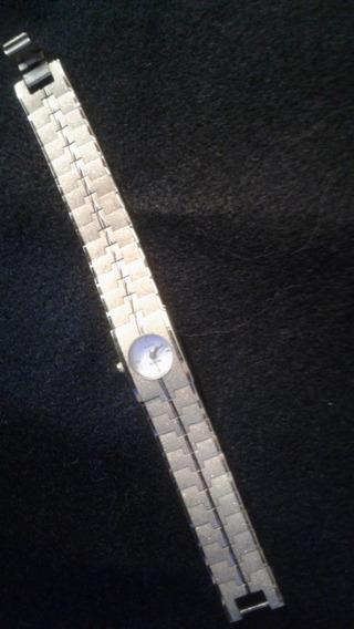 Relógio De Pulso Feminino Seculus - Banhado A Ouro