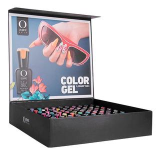 Colección Edición Especial Color Gel 105 Tonos By Organic