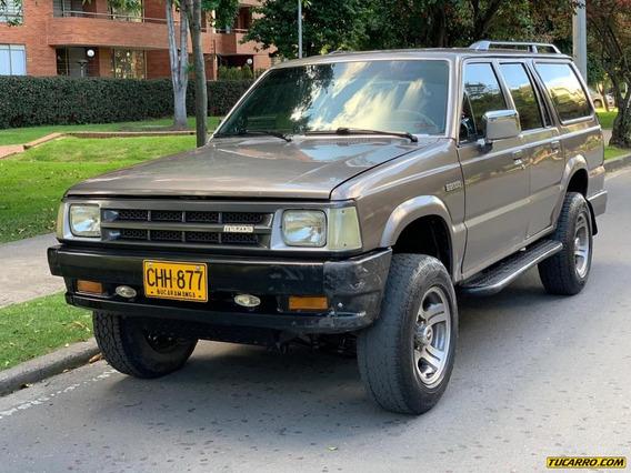 Mazda B-2000 2.0 Gasolina Wagon
