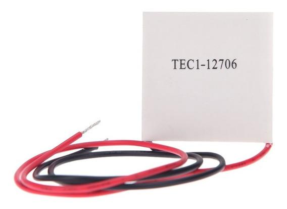 Pastilha Termoelétrica Peltier Tec1-12706 Arduino Esp8266