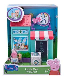 Peppa Pig Playset 96580 Hospital O Bomberos Caff Edu
